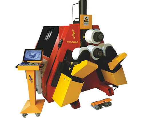 Metal Bending Machine | Metal Curving Machine