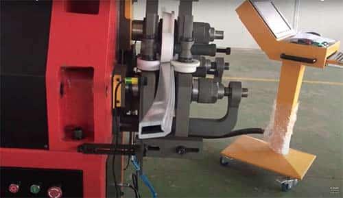 Pipe Tube Profile Roll Bending machine