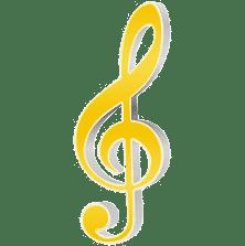 G Clef Bending Logo